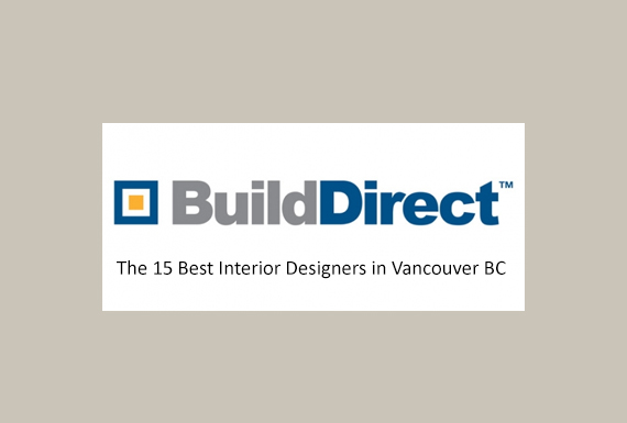 The 15 Best Interior Designers in Vancouver BC  - 2015