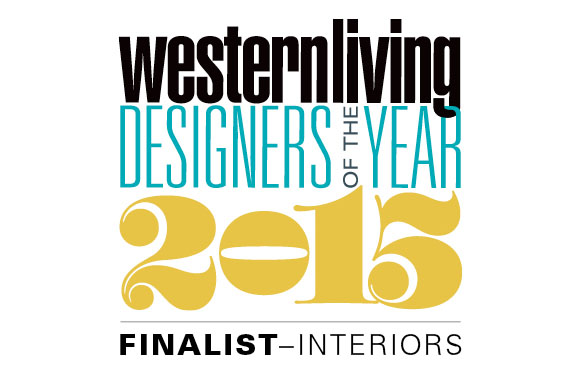 Western Living - Designer of the Year 2015
