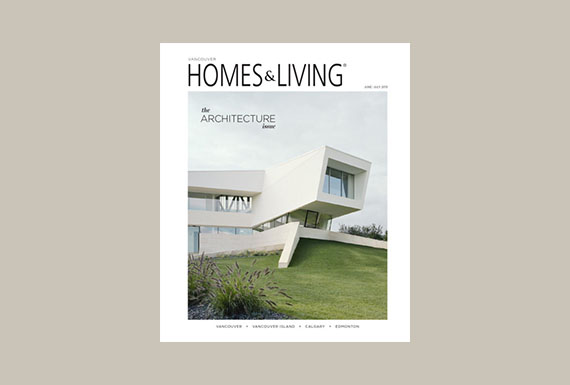 Homes & Living - June/July 2015