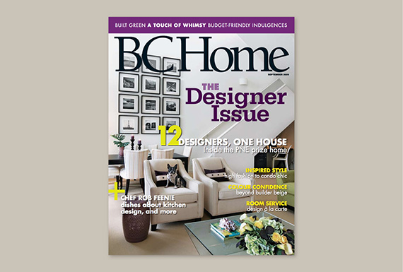 BC Home – August 2009
