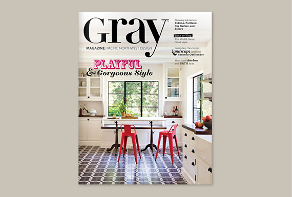 Gray Magazine – February/March 2012