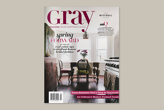 Gray Magazine – April/May 2013
